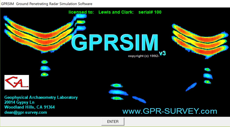 GPRSIM Software
